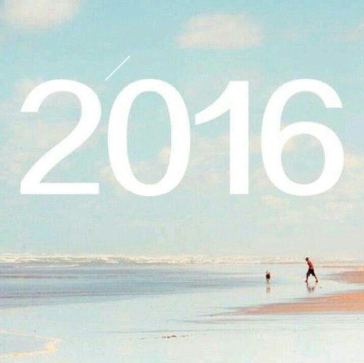 再见,旧时光;2016,你好