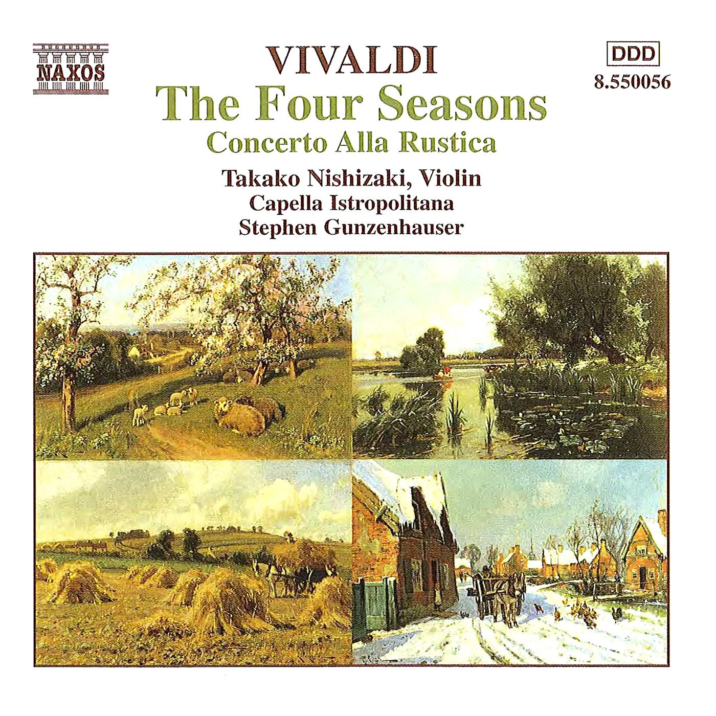 vivaldi and the four seasons