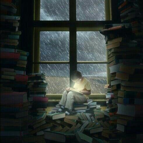 独自一人的音乐读书时光