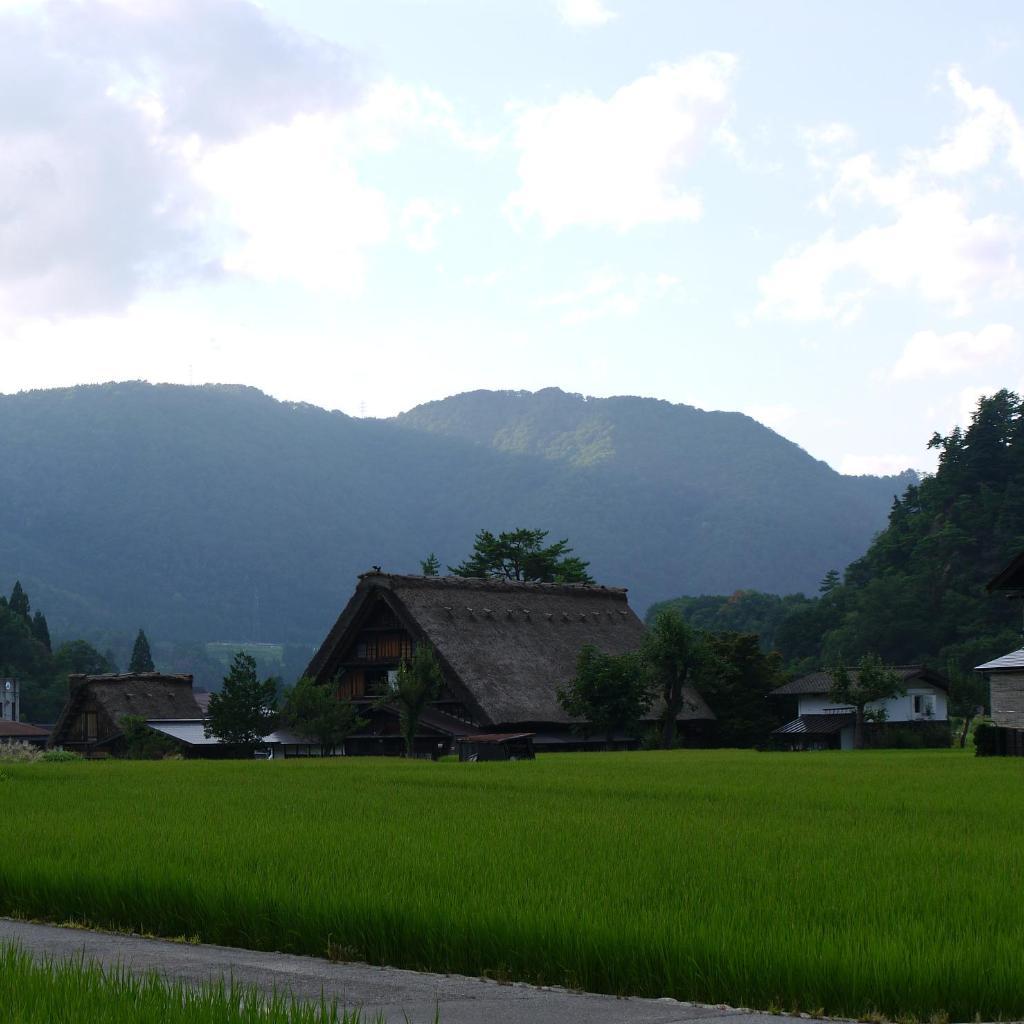日系乡村风景壁纸