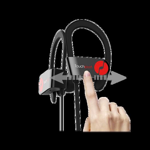 击音【触控级】降噪防水手势识别蓝牙运动耳机