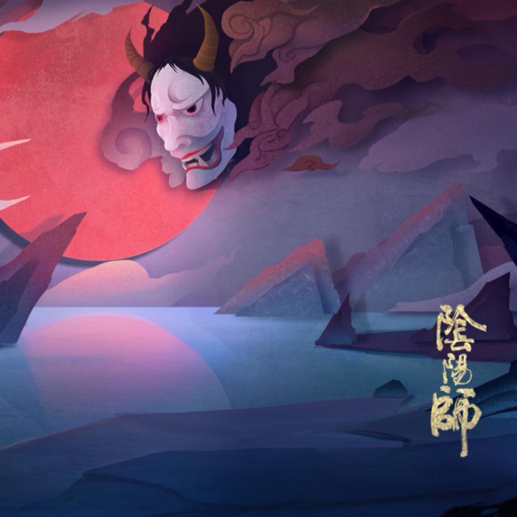『和风鬼火』日式阴阳师