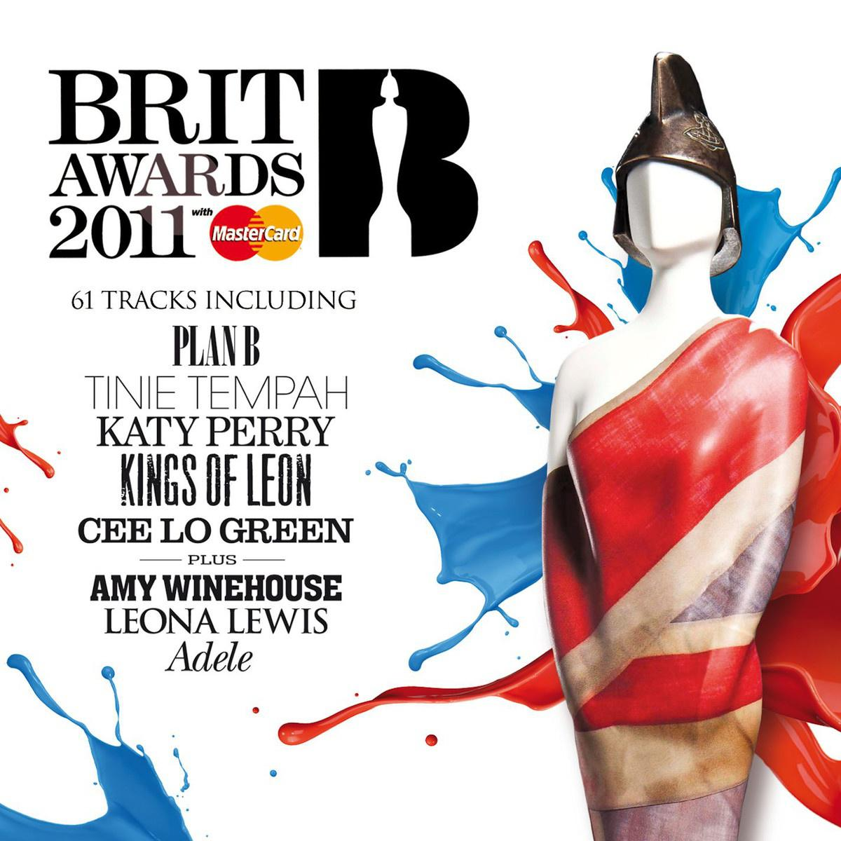 The Brit Awards Album 2011