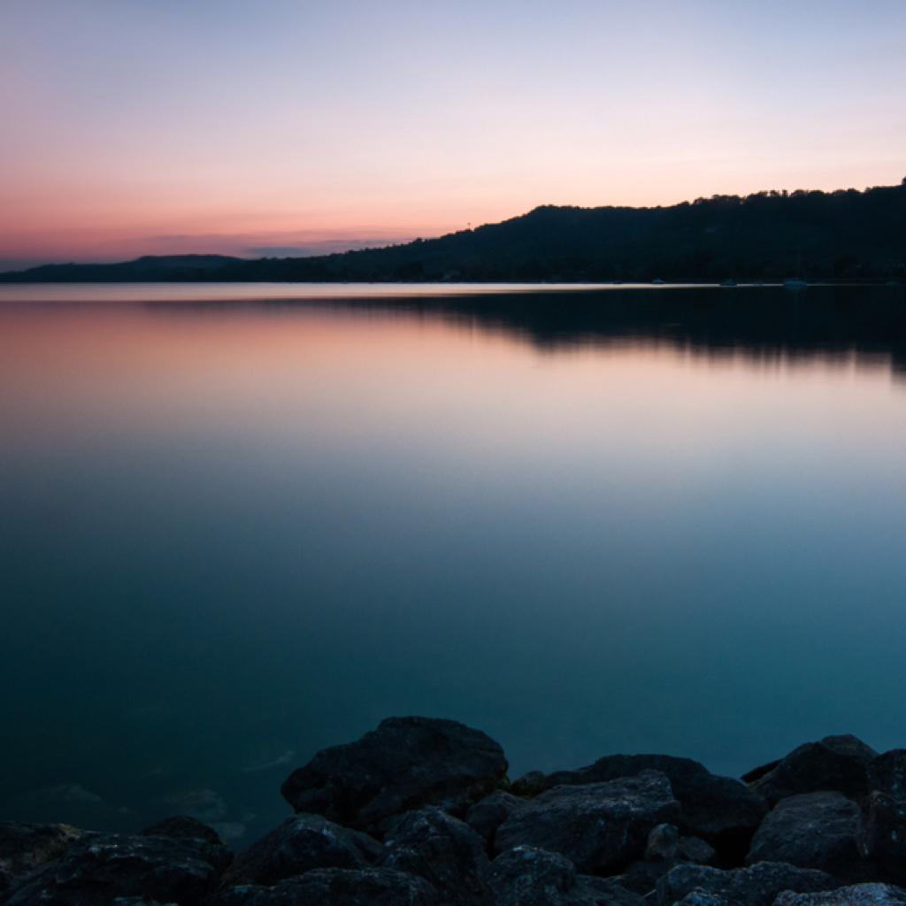 素颜如水风景图