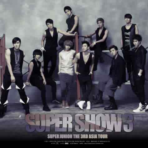 The 3rd Asia Tour Concert Album `Super Show 3`