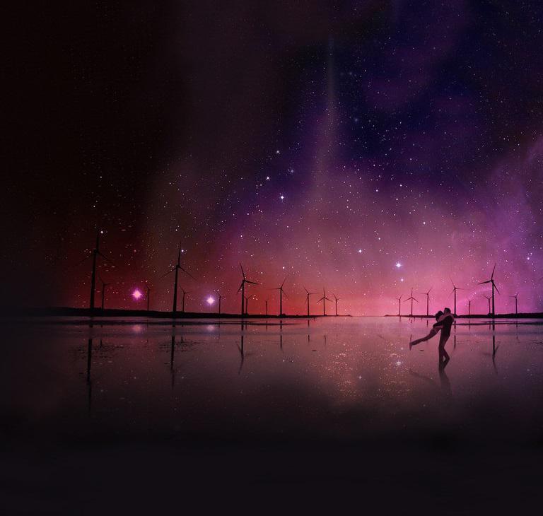3D雷雨伴天空之城 助眠3D3D音乐