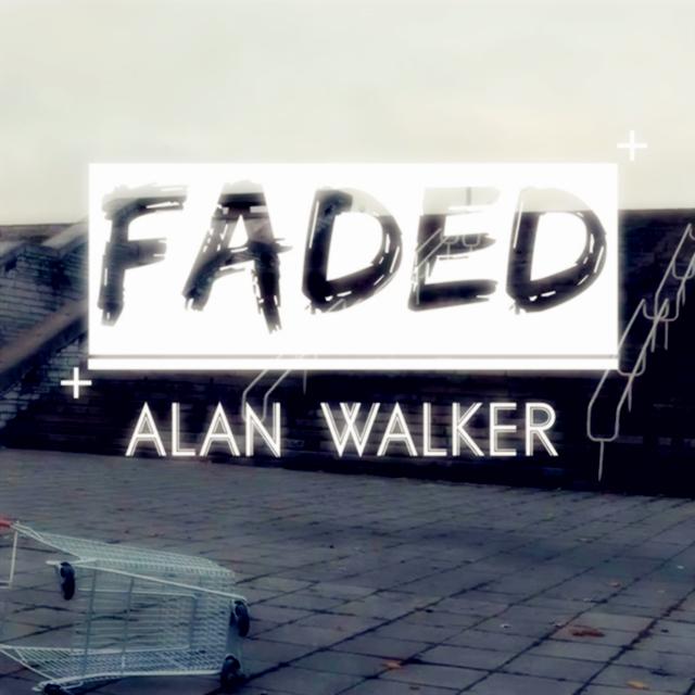 faded(piano cover)