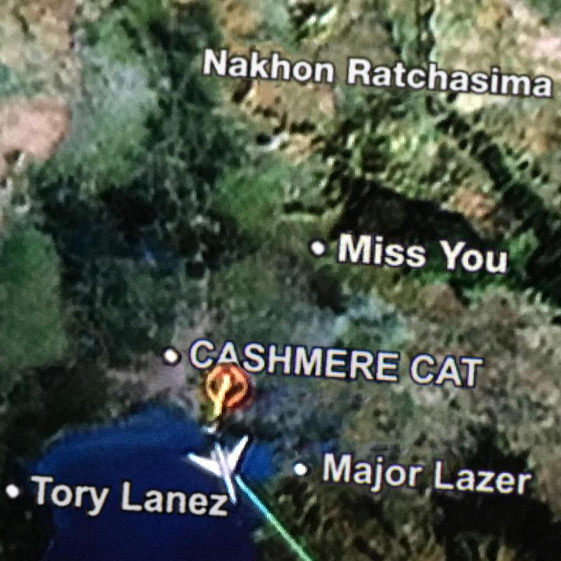 Cashmere Cat - Miss You (Ft. Major Lazer, Tory Lanez) 拥抱EDM的R&B
