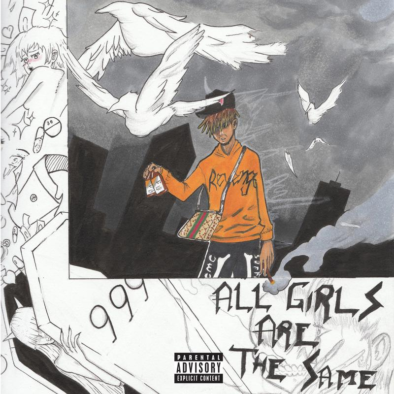 Juice WRLD - All Girls Are The Same 最初的Juice