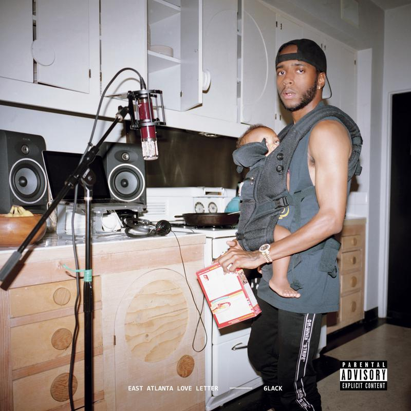 6LACK - Pretty Little Fears (Ft. J. Cole) 6哥赛高